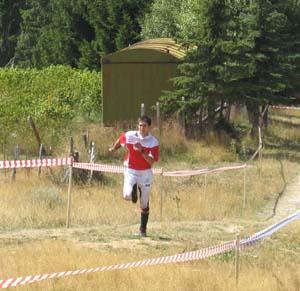 Иван Сираков към финала на дългата дистанция