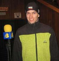 Иван Сираков застанал пред микрофона на Канал 3 и готов да даде интервю