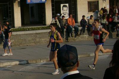 Иван води втората група(2обиколка) устремен към 3тото място