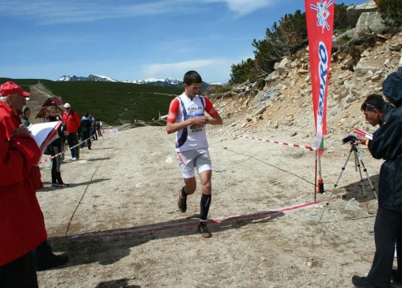 Държавно първенство по Планинско бягане 2013, Боровец - финал