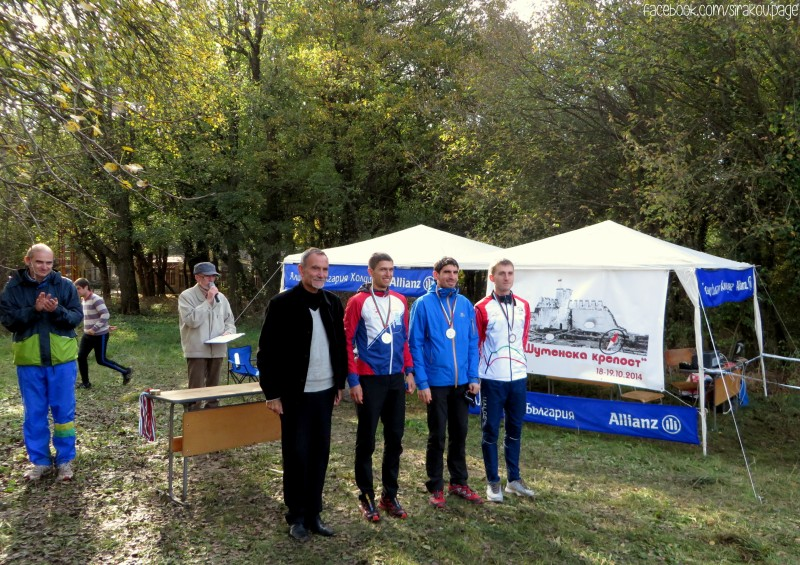 BG Champs in Ultra-long - prize giving M21E