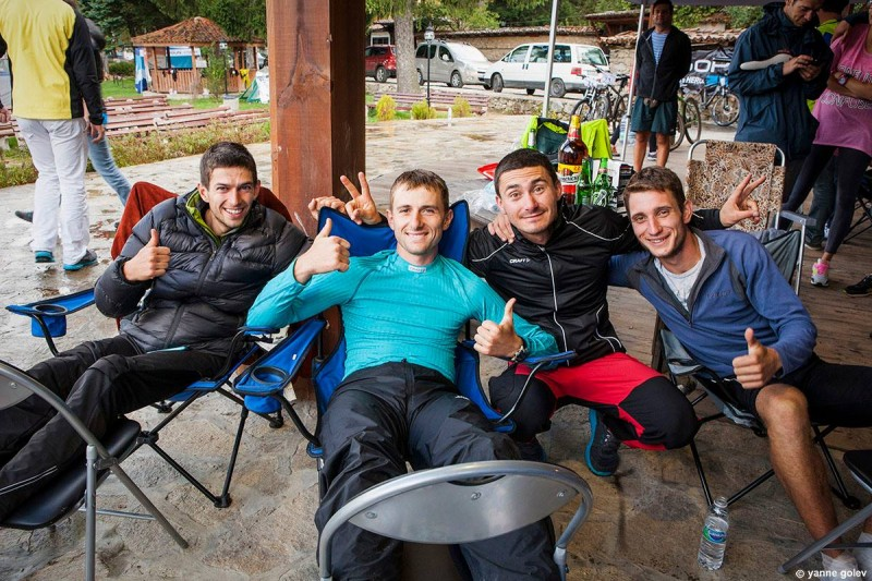 Adventure Cup 2014 - We were happy after all