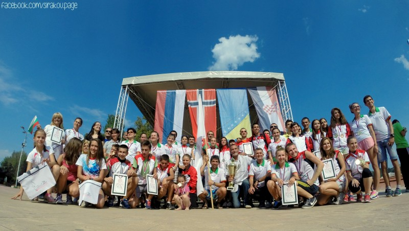 BUL team won the team standings in both SEEOC and SEEMOC in Serbia