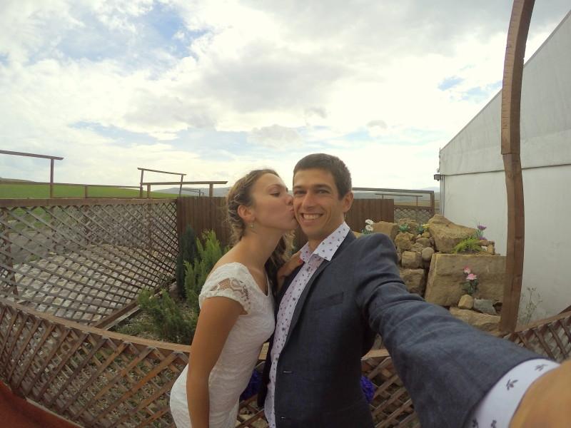 Поредната ориентироваческа сватба :) Този път в Румъния. И ние бяхме готини :)