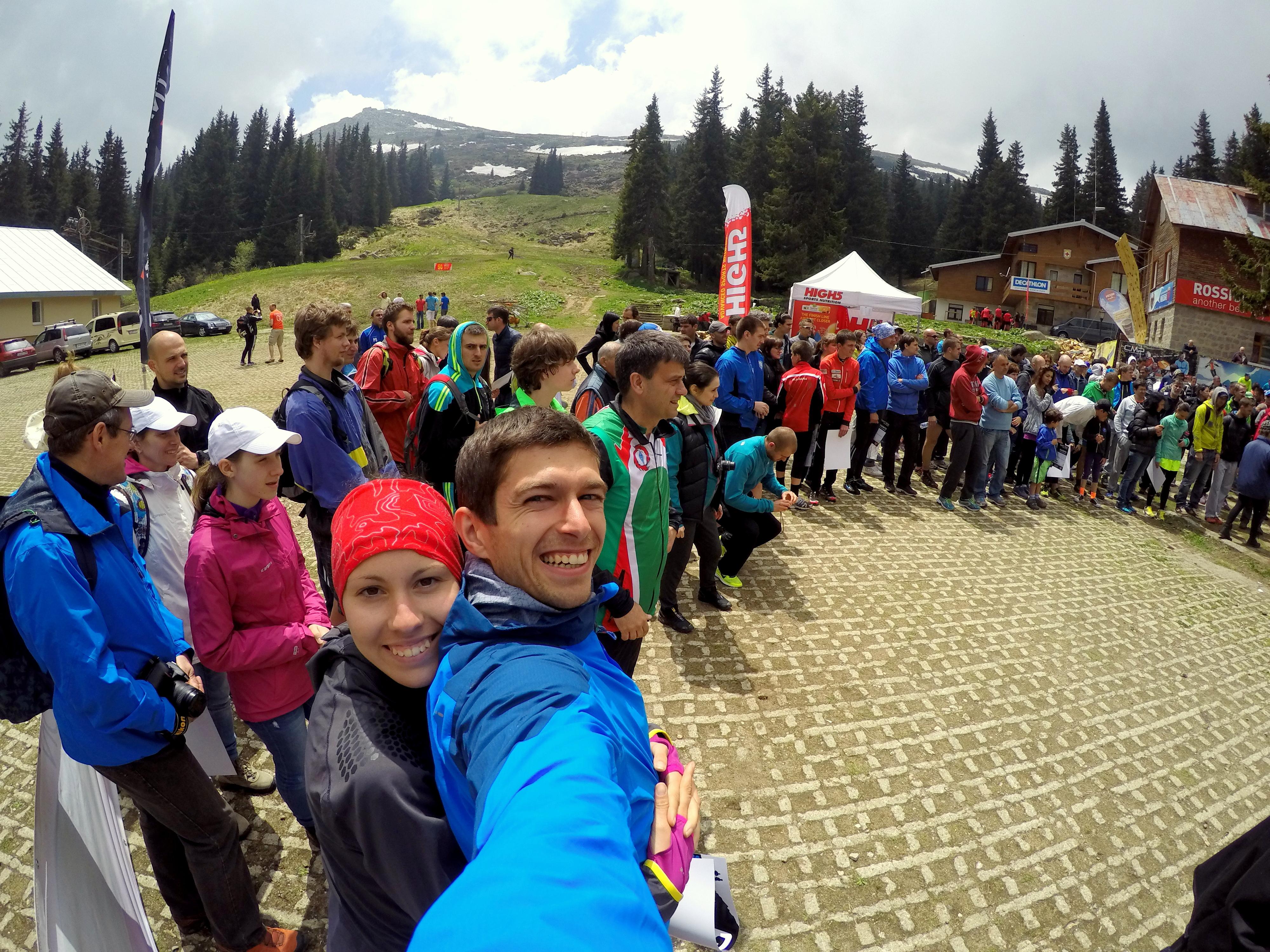 Salomon Vitosha Trail - високата обиколка на Витоша, която никак не исках да пропусна, затова дори и в много лоша форма не се отказах от участие, и не съжалявам.