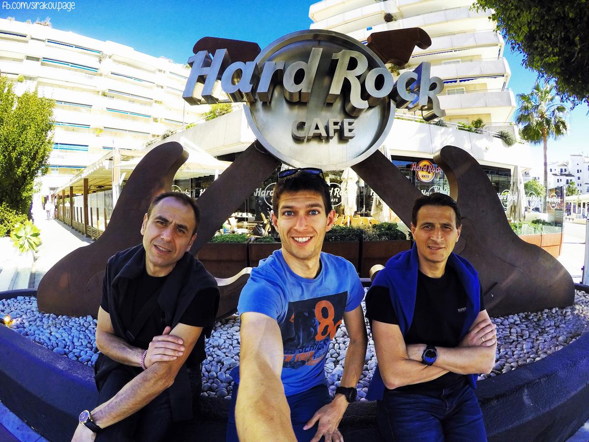 В Испания имахме време и за забавления и културна програма
