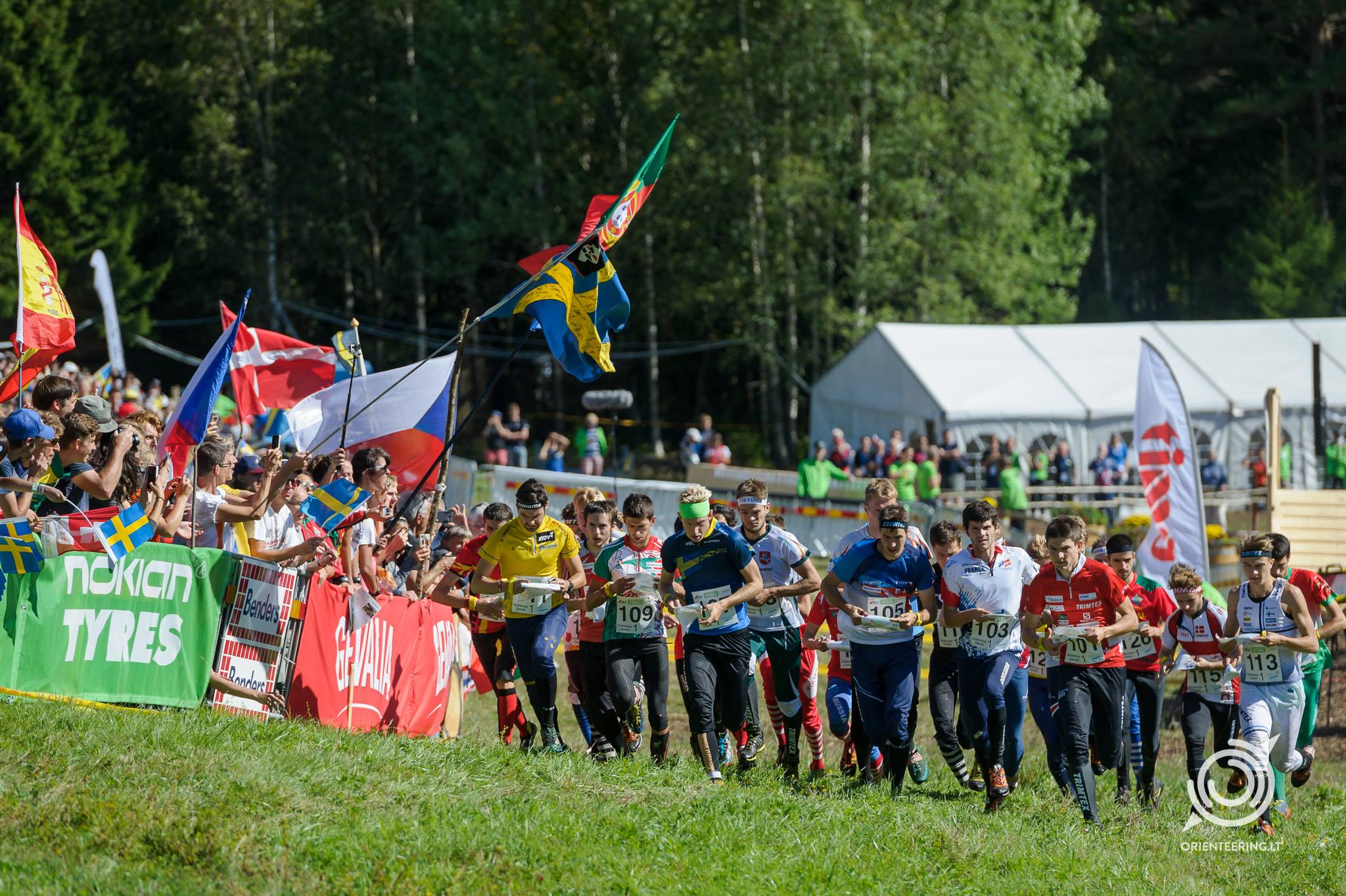 WOC 2016, Relay