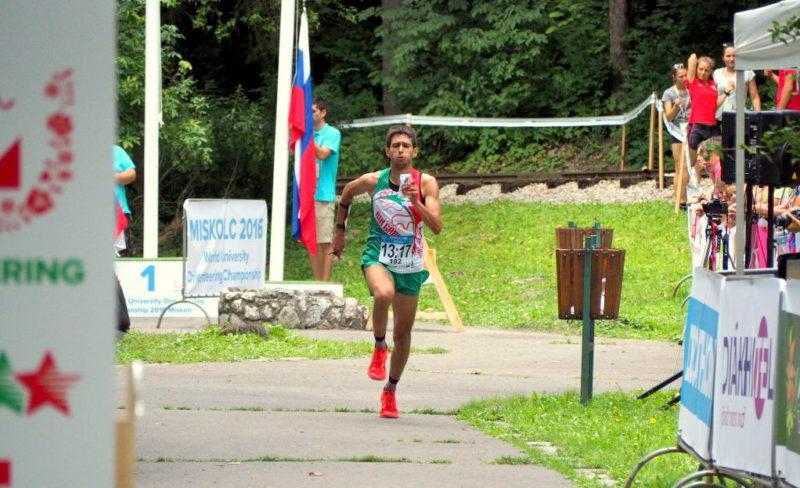 Световно студентско първенство по ориентиране, Унгария 2016, Спринт