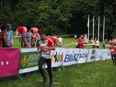 Световно студентско първенство по ориентиране, Унгария 2016, Щафета